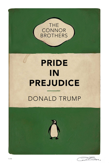Pride in Prejudice by The Connor Brothers - Giclee Limited Edition